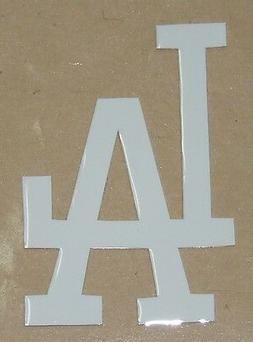 1 LOS ANGELES DODGERS FULL SIZE HELMET 3M STICKER DECAL
