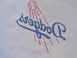 1 LOS ANGELES DODGERS MLB BASEBALL SEWING BLOCK QUILTING SQU