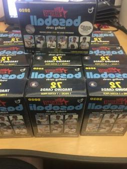 10 Ten 2020 Topps Heritage Baseball Blaster Box 8 Packs 72 C