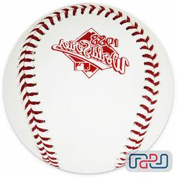 Rawlings 1988 World Series Official Game Baseball Los Angele