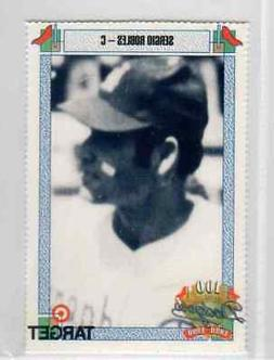 1990 Target Dodgers Sergio Robles #677 Los Angeles Dodgers