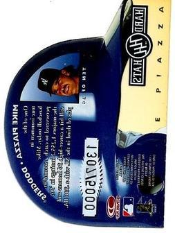 1997 Donruss Studio #10 Hard Hats Mike Piazza Dodgers Ten Se