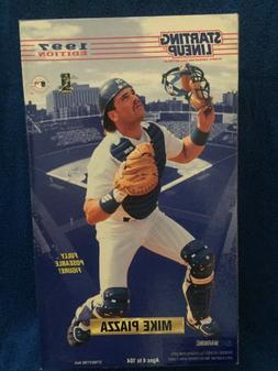 1997 Los Angeles Dodgers Mike Piazza Starting Lineup Figurin