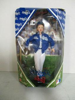 1999 Barbie Los Angeles Dodgers