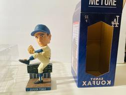 2015 LA Los Angeles Dodgers Sandy Koufax Bobblehead New in B