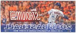 2016 topps stadium club baseball insert parallel