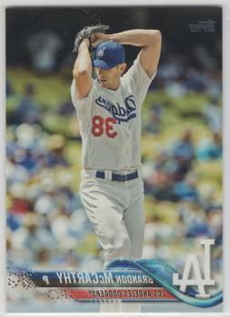 2018 Topps Los Angeles Dodgers Team Set Series 1 2 and Updat