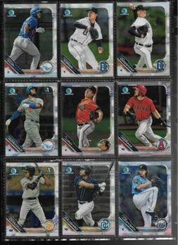 2019 bowman chrome and camo parallels pick