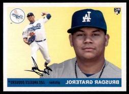 2020 Archives Base #34 Brusdar Graterol - Los Angeles Dodger