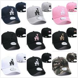 2020 Embroidery LA Los Angeles Dodgers Baseball Caps Ball Ca