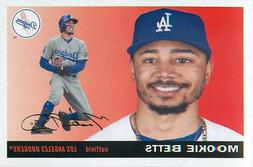 2020 Topps Archives Base #27 Mookie Betts Los Angeles Dodger