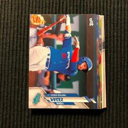 2020 TOPPS PRO DEBUT LOS ANGELES DODGERS TEAM SET 9 CARDS  A