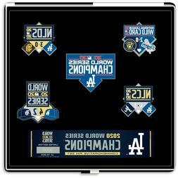 2020 WORLD SERIES MLB LOS ANGELES LA DODGERS CHAMPIONS COMME