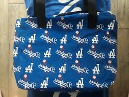 2020 WS Champion Los Angeles Dodgers Tote Purse Bag NEW
