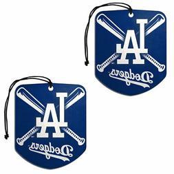 FANMATS 61549 MLB Los Angeles Dodgers Car Air Freshener