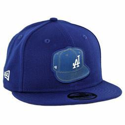 "New Era 950 Los Angeles Dodgers ""Caps on Caps"" Snapback Hat"