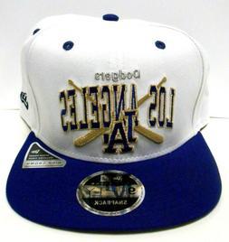 New Era 9Fifty Snapback Cross Bats LA Dodgers Los Angeles Hi