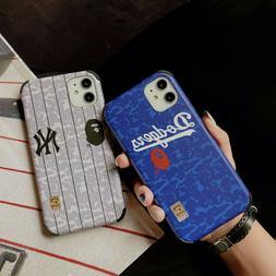 A BATHING APE BAPE Designer Case for iPhone 11 Pro Max & iPh