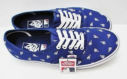Vans Authentic MLB Los Angeles Dodgers Blue VN-0A2Z5IKU0 Men