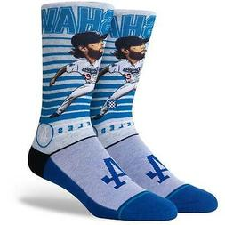 Clayton Kershaw Los Angeles Dodgers Stance Infiknit Big Head