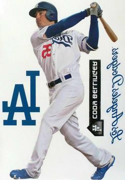 "CODY BELLINGER LOS ANGELES DODGERS 11""X17"" 4 PIECE FATHEAD T"