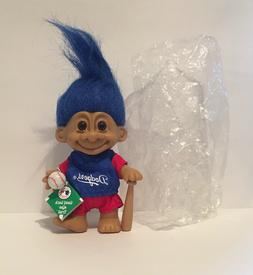 RUSS COLLECTIBLE - DODGERS TROLL - LOS ANGELES SPORT TEAM