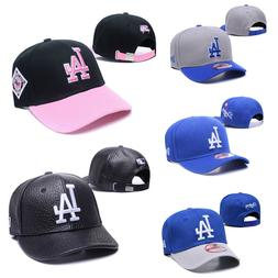 Embroidered Los Angeles Dodgers Snapback Cap LA Adjustable C
