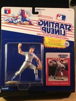 Fernando Valenzuela Los Angeles Dodgers 1988 Kenner Starting