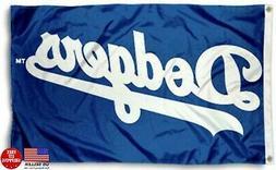 FLAG 3X5 Los Angeles Dodgers Baseball New Fast USA Shipping