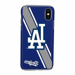 "iPhone XS Max 6.5"" - Hard Hybrid Armor MLB Baseball Case Los"
