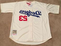 Kirk Gibson Los Angeles Dodgers Retro Throwback Jersey Mens