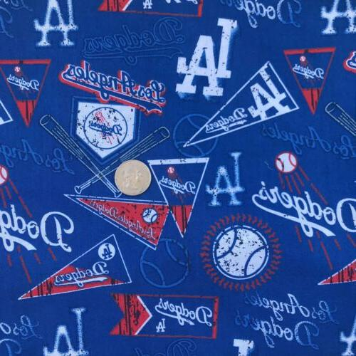 1/4 Los Angeles LA Dodgers Baseball  