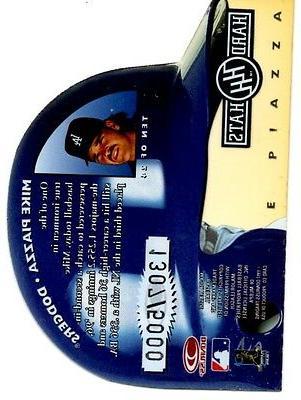 1997 donruss studio 10 hard hats mike