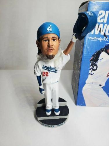 Los Dodgers Manny Ramirez Bobblehead Call MLB Baseball