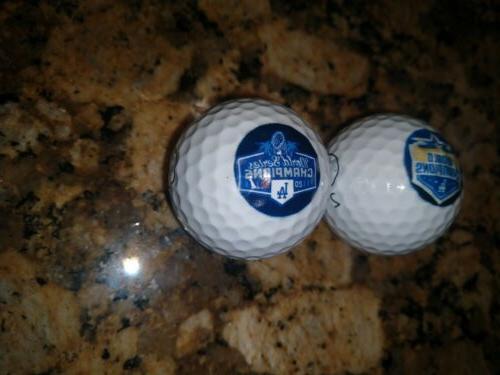 Los 2020 World Golf Balls of 2.