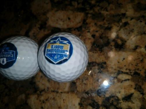 Los World Series Golf Set
