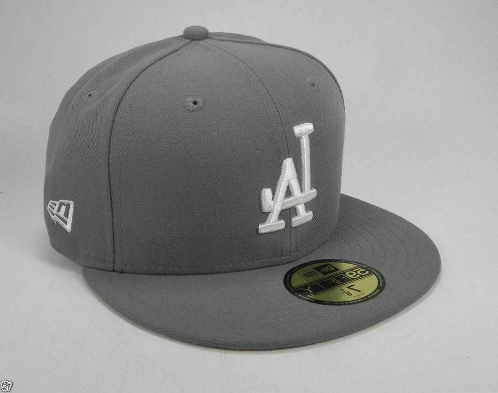 59fifty hat mlb los angeles dodgers apparel