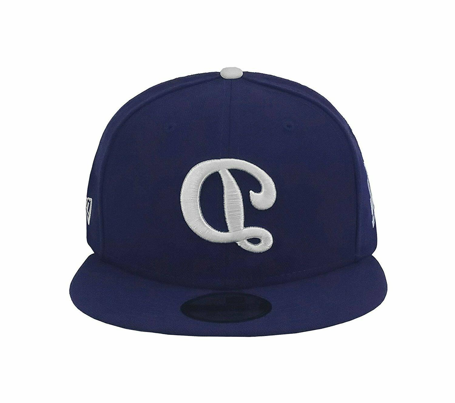 New 9Fifty Hat MLB Angeles Royal Blue Snap