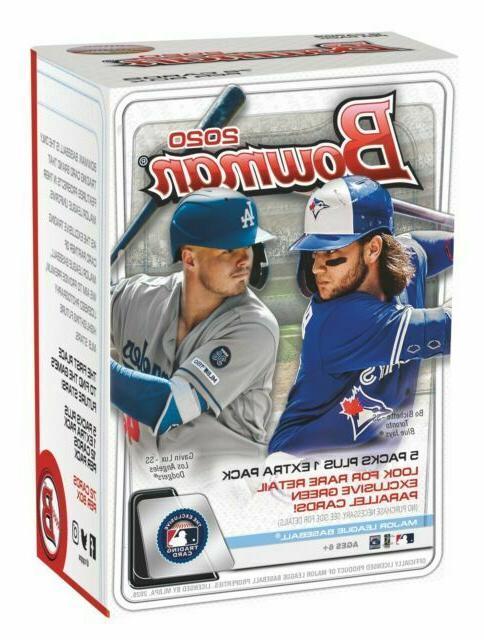 bowman 2020 los angeles dodgers baseball card