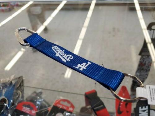 Dodgers Los Angeles Keychain Carabiner