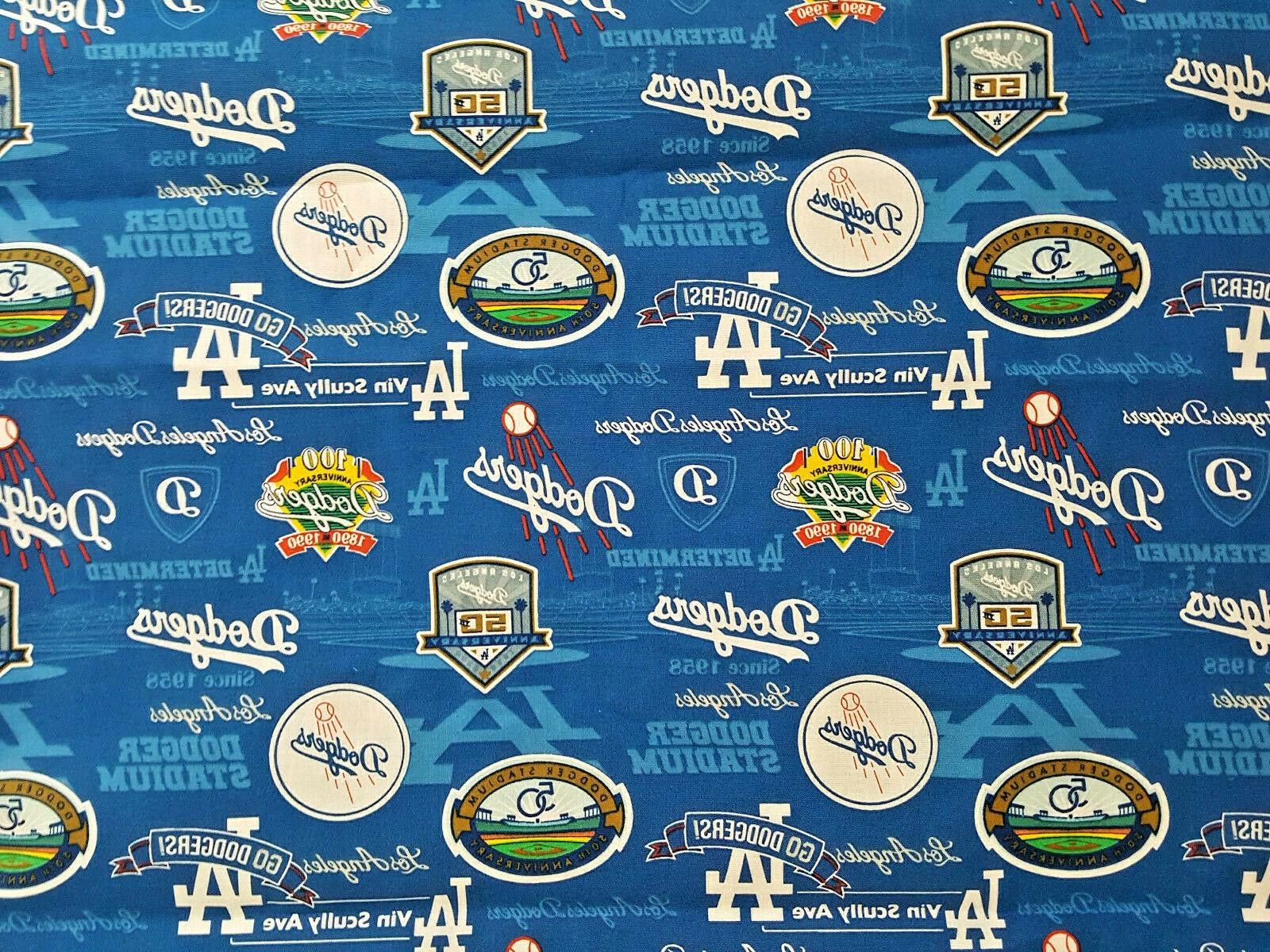 FAT LOS ANGELES DODGERS -50TH Edition
