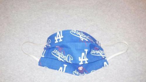 Handmade Fabric - MLB Los Angeles