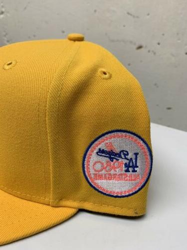 Hat Club Angeles Lemonade