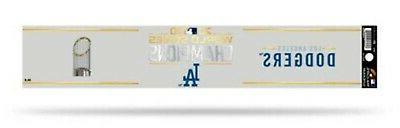 los angeles dodgers 2020 champions decal sticker