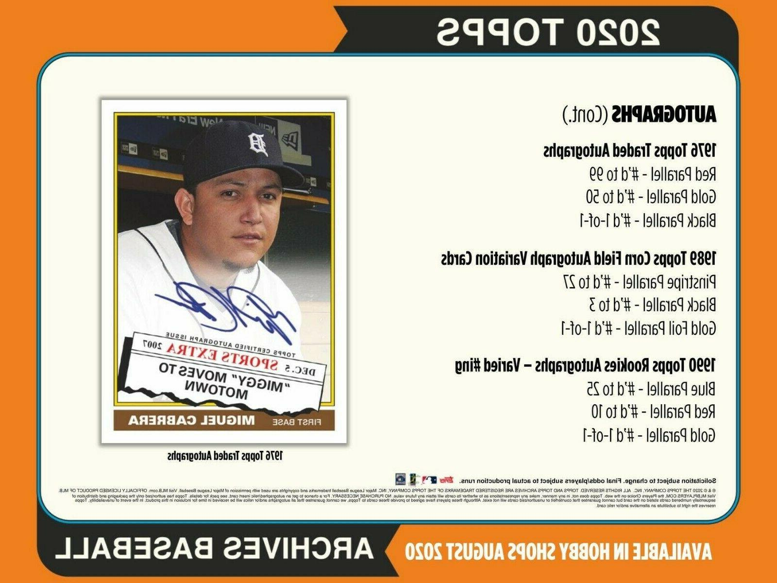 LOS ANGELES DODGERS 2020 Topps Hobby Case