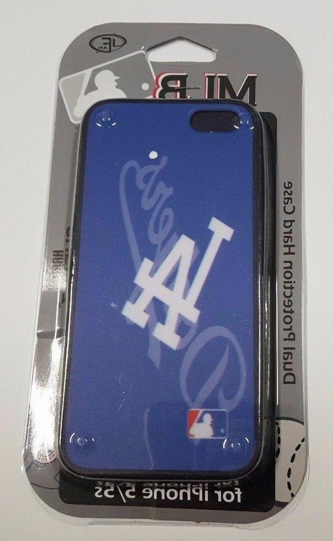 los angeles dodgers 3d hard protective cell