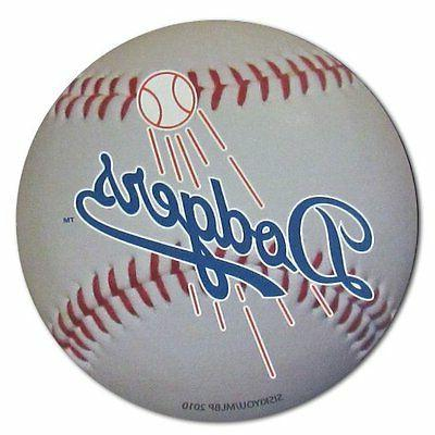 los angeles dodgers baseball magnet 3 inches