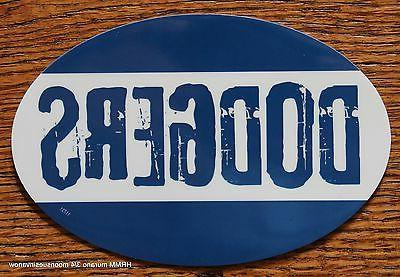 los angeles dodgers car magnet made in