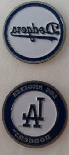 Los Angeles Dodgers Double Sided Golf Ball Marker Only