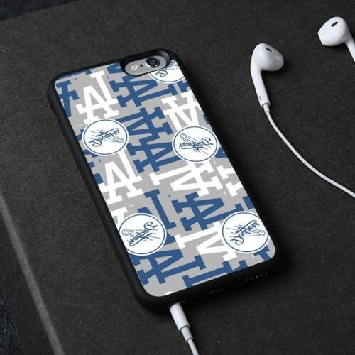 Los Angeles Baseball Silicone Case for